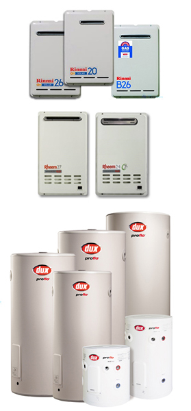 central coast hot water systems